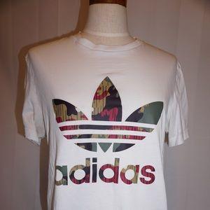 Pharrell Williams Adidas Tee Shirt